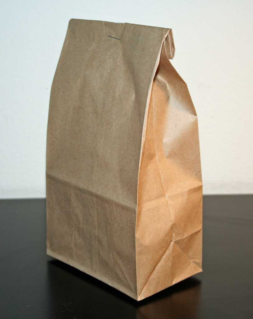 Paper BagsPaper lunch bags are typically not sanitary, and they can cause a fire or emit toxic fumes when microwaved. (Source: The Daily Meal)