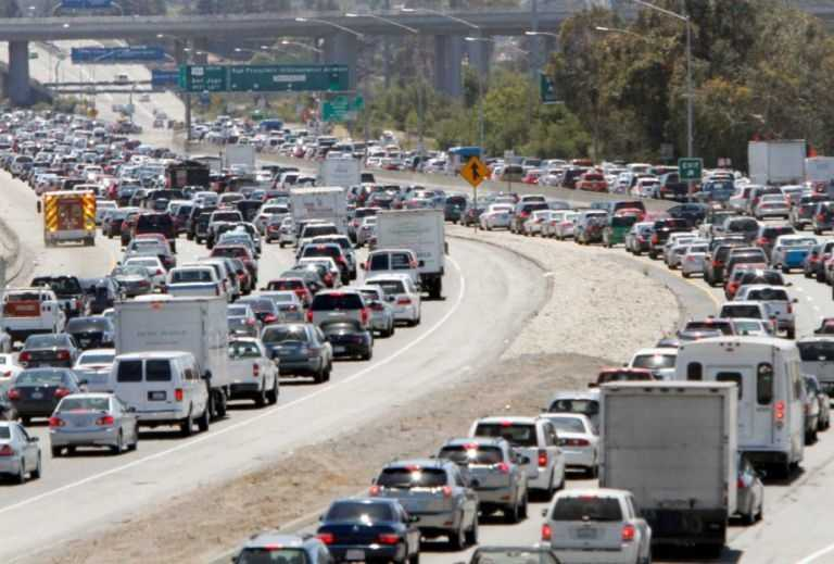 6. San FranciscoBay Area drivers waste 61 hours each year in traffic. During peak hours, nearly 53 percent of the population is on the road commuting. Citing the National Insurance Crime Bureau, NerdWallet found that the San Francisco-Oakland-Hayward area had the 4th-highest rate of auto theft in the U.S. in 2013.