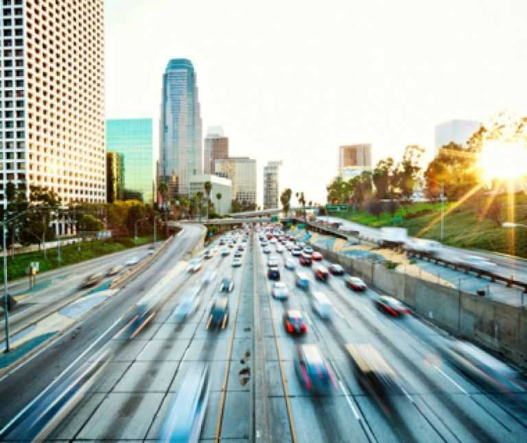 3. Los AngelesLos Angeles drivers suffer 61 hours of delays each year and 55.1 percent of the population travels during peak hours. Drivers also pay an average $4.01 per gallon for gas.
