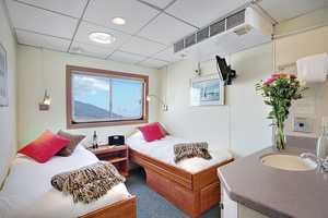 Cabin quality variesYour decision making regarding your room should not stop once you've selected yes or no to a balcony. Now you have to make the choice of the cabin you wish to stay in on your trip, and you'll be given many options at different price points. Take the time to do research on the various cabin options and choose the one that works best for you. If you get seasick, you might prefer a lower mid-ship cabin, if you want peace and quiet, avoid cabins that are located near high traffic areas like the dining room or the pool deck.