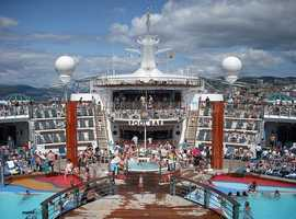 Crime can happen on cruise shipsAlthough you may be on vacation at sea, you should still take the necessary precautions to protect yourself and your belongings as you would if you were on land. Cruise ships are not immune to crime and theft and you should be aware of this while you are on your vacation.