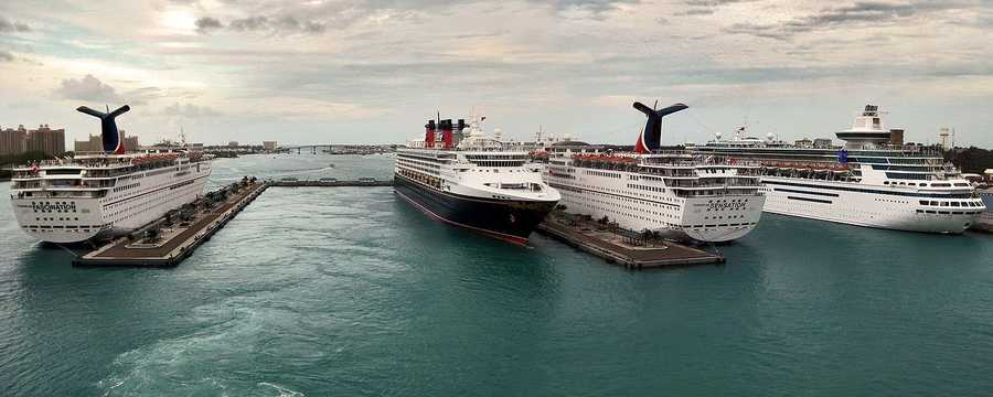 The cruise industry has an alarming impact on the environmentIn 2014 between the 16 major cruise lines over 1 billion gallons of sewage was generated, and much it was was raw or poorly treated.