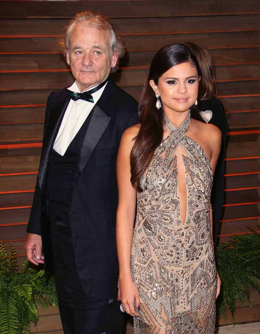 Bill Murray to Selena GomezWould you expect anything less from this comedic veteran?