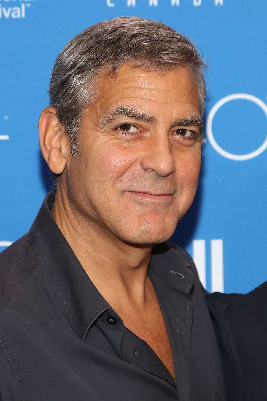 NOW: George ClooneyWe all know what this classic crush is up to these days: still breaking hearts and taking names. (And persuading other guys to dye their hair gray.)