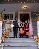 The Kids Are All RightIn 2013, the U.S. Census Bureau estimated there was 41 million trick-or-treaters ages 5 to 14 in America. Parents spent an estimated $1 billion on children's costumes. By 2014, that number nearly tripled. According to the National Retail Federation, party-goers spent an estimated $2.8 billion on costumes overall.