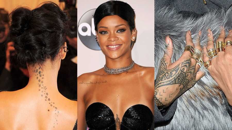 The chicest celebrity tattoosRelated content:5 Ways to grow long hair14 Best mascaras to try right nowThe perfect little black dress for every age