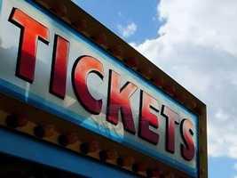8. Amusement park and recreation attendants