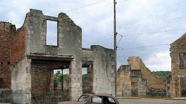 Abandoned cities around the world