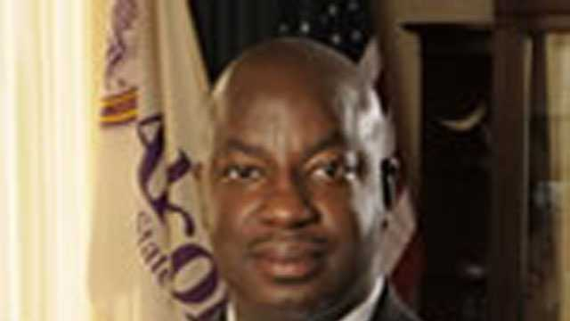 Alcorn State President M. Christopher Brown II
