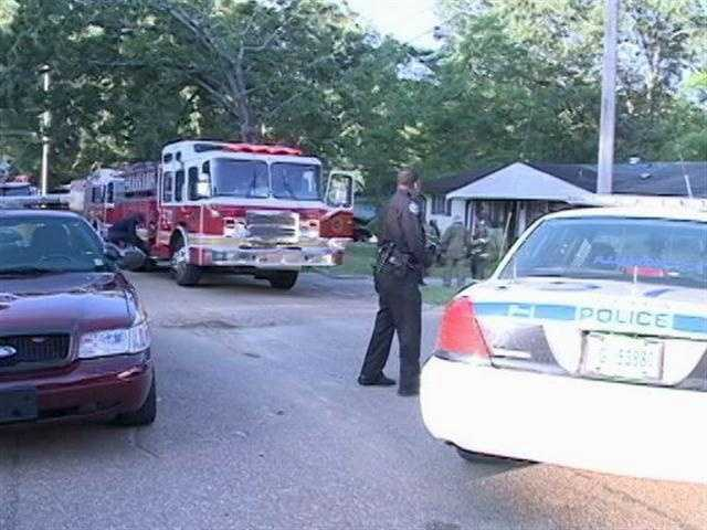 April 23: The cause of a house fire on McDowell Park Circle is under investigation.