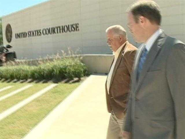 April 24: Former Walnut Grove mayor and prison warden Grady Sims has been sentenced to serve seven months for trying to get an inmate to lie to investigators about a sexual encounter in 2009.