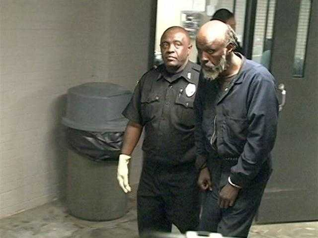April 25: Lecio Martinez is accused of setting fire to a building in downtown Jackson.