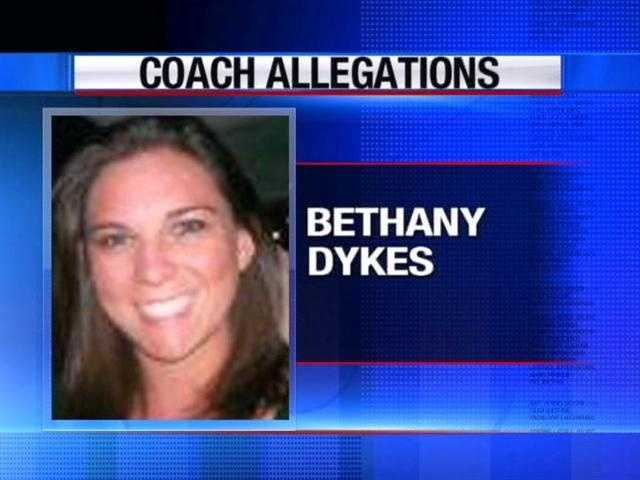April 26: School officials have launched an investigation after allegations surface of inappropriate conduct with a student by softball coach and Vicksburg High School teacher Bethany Dykes.