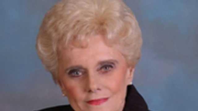 Hinds County Circuit Clerk Barbara Dun