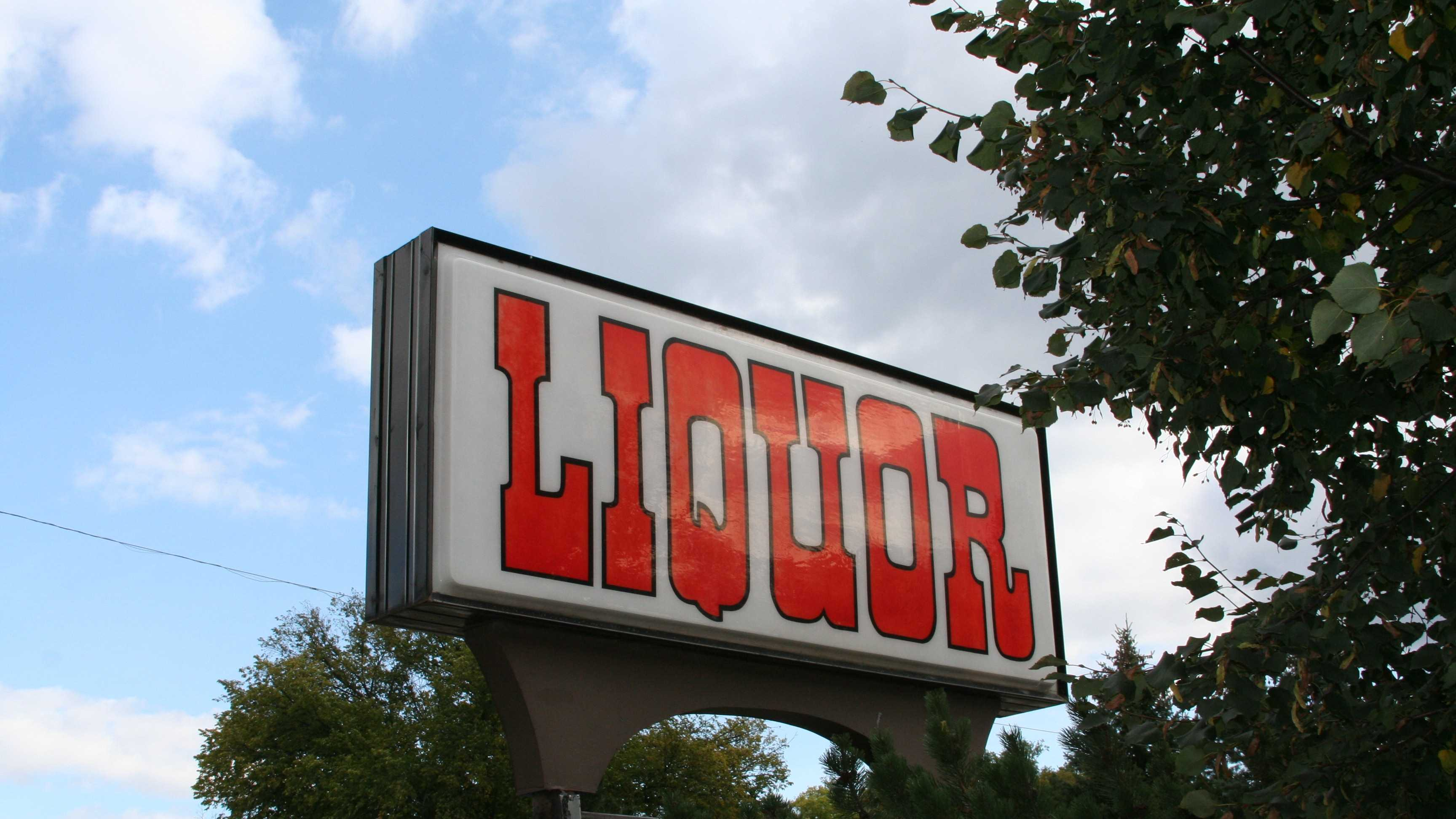 In Indiana, it's illegal for a liquor store to sell cold soft drinks.