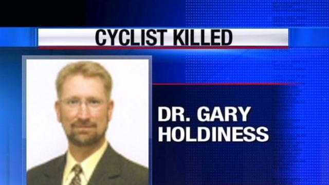 Dr. Holdiness killed