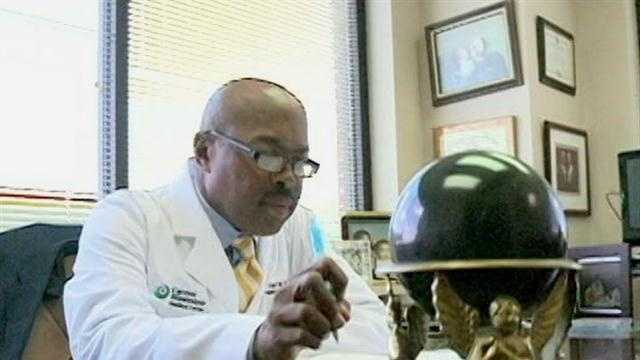 Dr. Carl Reddix