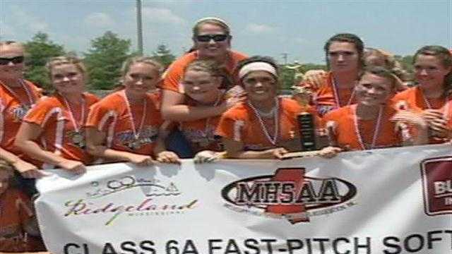 Madison Central Softball Does It Again
