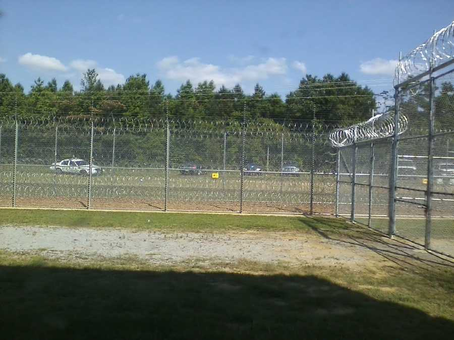 An inmate riot in the Adams County correctional facility started just after 2:30pm Sunday.