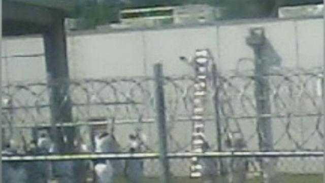 Adams County Prison Riot