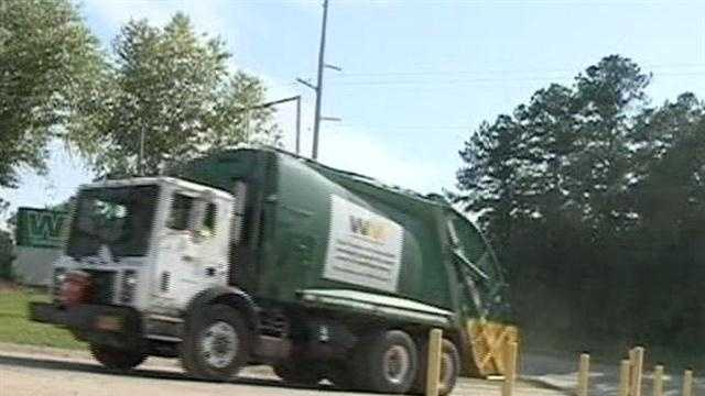 A JACKSON CITY COUNCILMAN WANTS TO *END* THE CITY'S GARBAGE COLLECTION CONTRACT WITH WASTE MANAGEMENT.