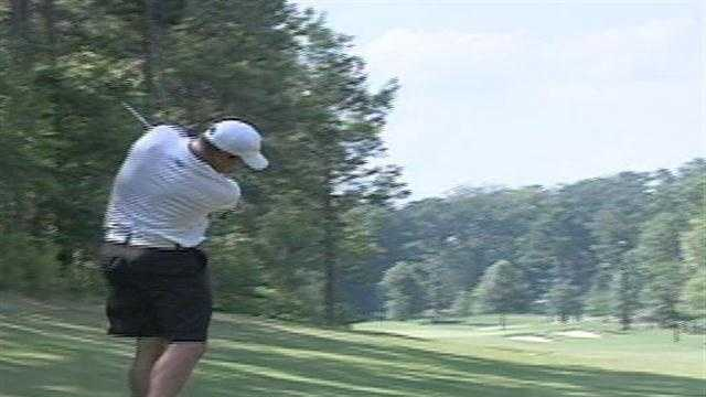Opening round action from the Mississippi State Am Tournament at Reunion Country Club