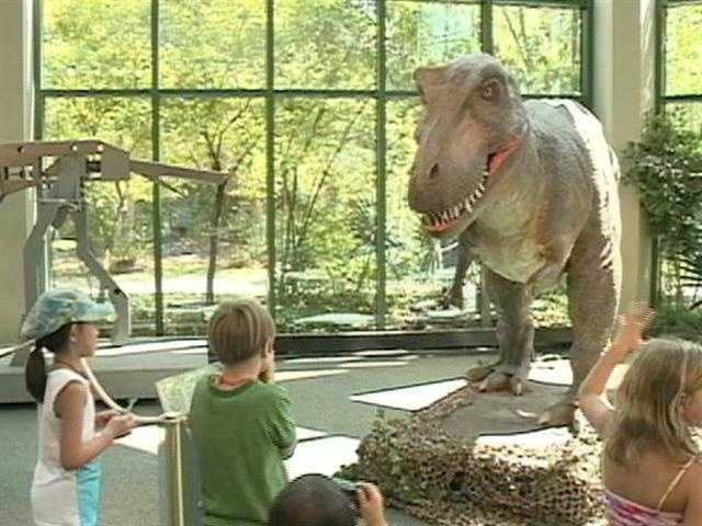 The Mississippi Children's Museum is a favorite of 16 WAPT's Facebook fans.