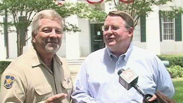 Mayberry Ministries perform 'Andy Griffith Show' theme song