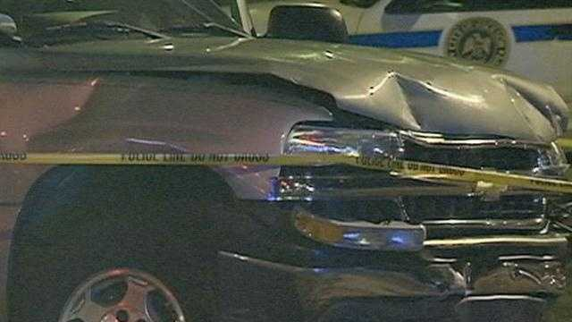 Three people are recovering in the hospital after being shot overnight.