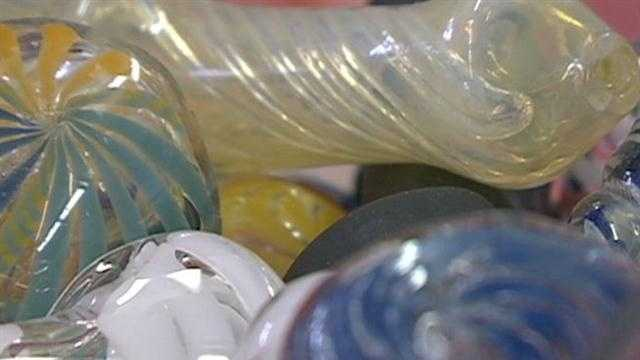 A Jackson city councilman wants glass pipes and other paraphernalia banned from convenience stores.