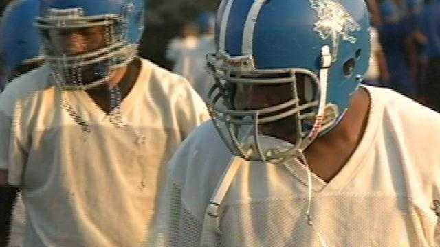 After snapping an eighteen year playoff drought, the Murrah Mustangs are ready to start a new streak