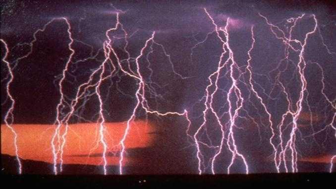Lightning, Sunset Generic