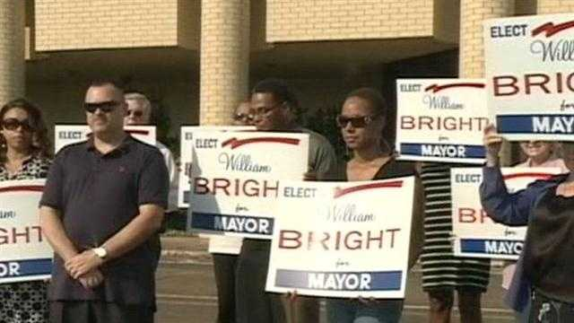Another name has been added to the list of candidates for the mayor of Jackson.