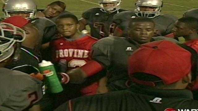 Provine vs. Forest Hill