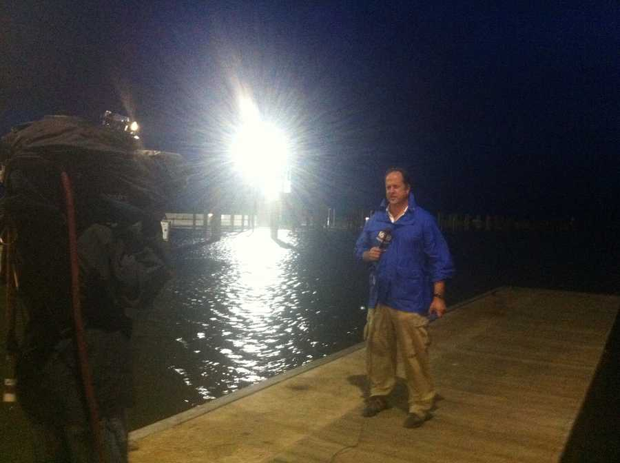 16 WAPT's Scott Simmons has been live on the Mississippi Gulf Coast since Sunday.