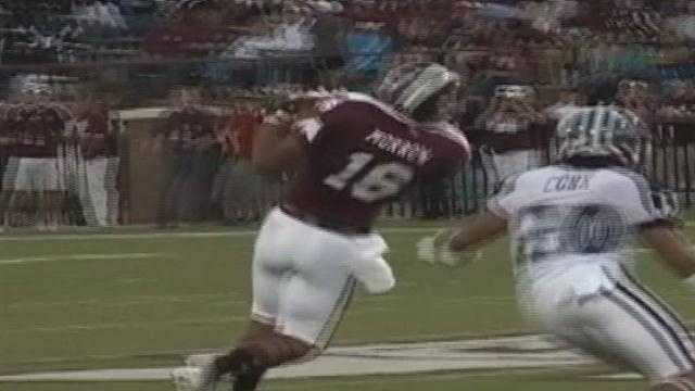 Mississippi State cruises in opener