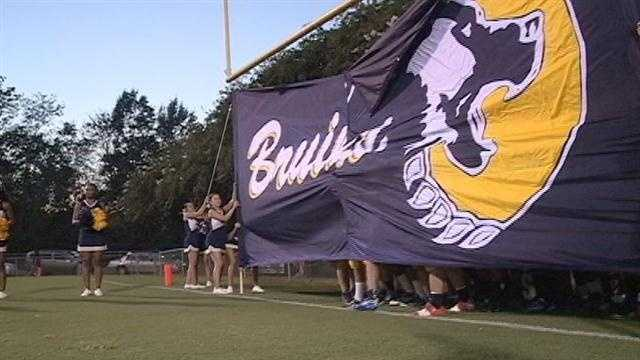 Madison St. Joe running back takes home the BankPlus Blitz 16 Player of the Week award