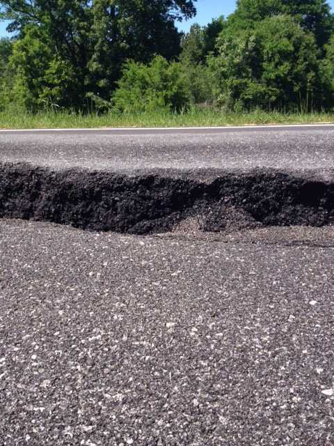 An 8-mile stretch of the Natchez Trace, that's been closed for months, could open soon.