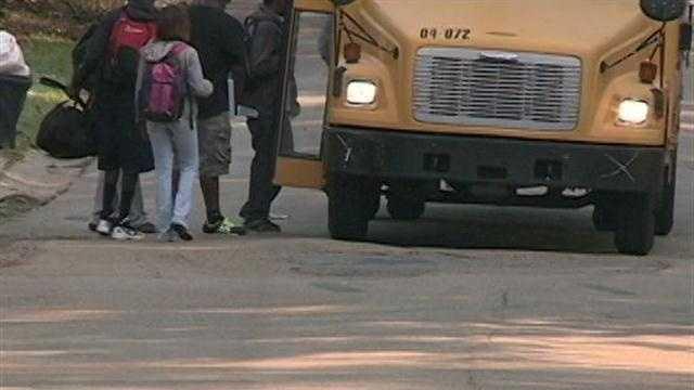 JPS school bus