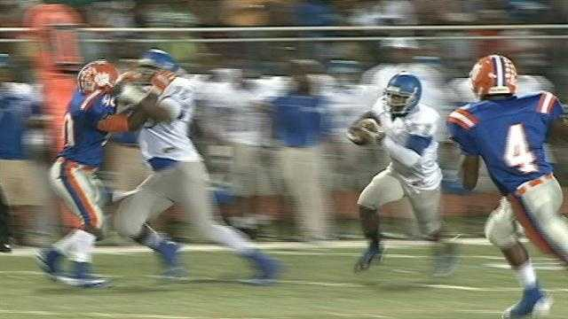 Malik Dear of Murrah High voted as the Blitz 16 Player of the Week