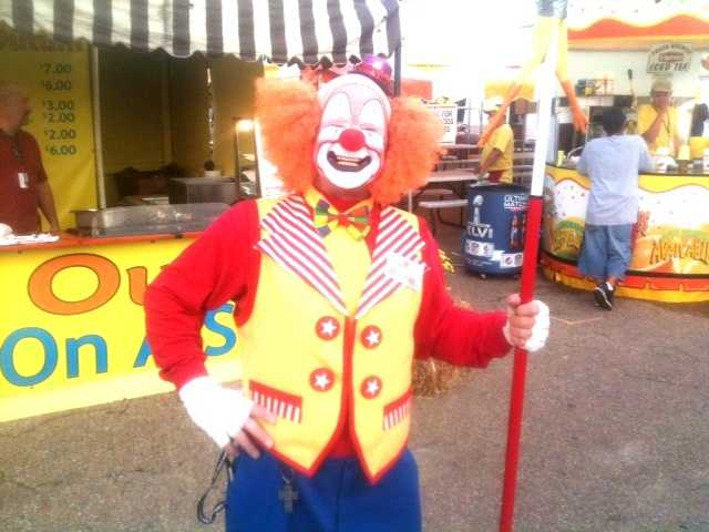 The Mississippi State Fair means, food and fun for everyone.