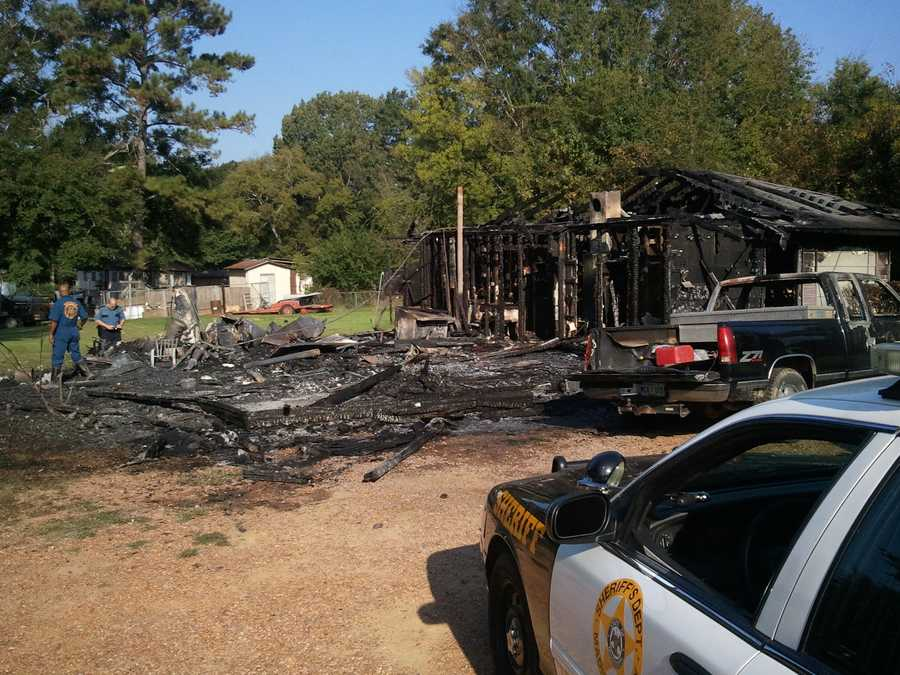 Family members say 44-year-old Billy Murphy was killed in the fire.