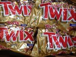 10. Twix
