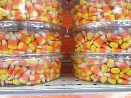1. Candy Corn