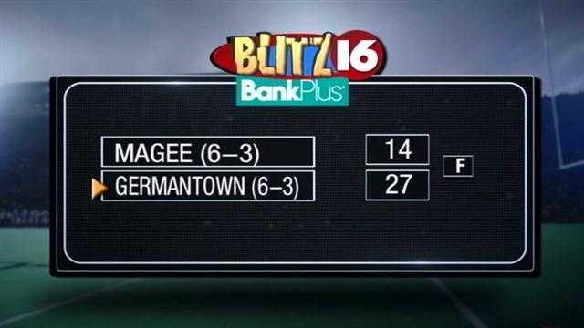 Magee vs. Germantown