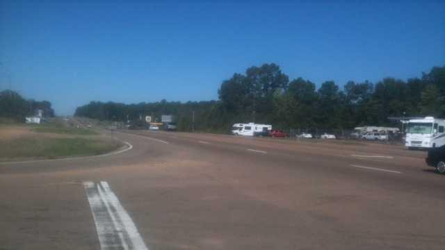 Highway 80 hit and run