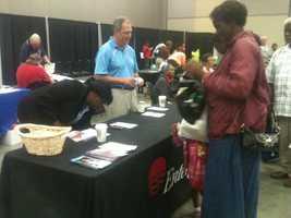 The city of Jackson hosts the 19th Annual Senior Health & Wellness Fair.