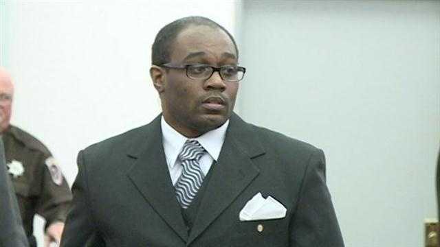 Natyyo Gray in court.