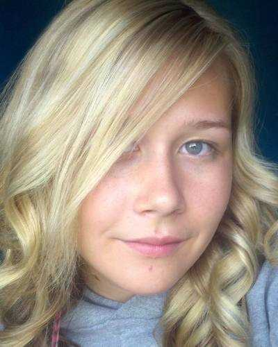 Anne Kristine Fekner was last seen on October, 11, 2011 in Olive Branch, MS. She is 16 years old.