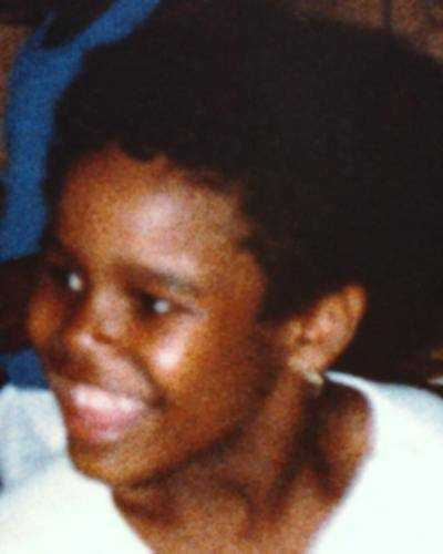 Daffany Tullos was last seen on July 26, 1988 in Jackson, MS. She is epileptic and did not have her medicine with her when she became missing. She has pierced ears and wears her hair in a medium length Jeri-curl style. She was last seen wearing a blue and white striped shirt, multi-colored walking shorts, and was barefoot. She was 7 years old.